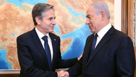 US will make 'significant contributions' to rebuilding Gaza, Blinken says