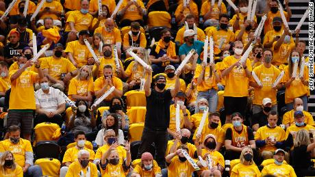3 NBA teams have banned fans for disrespectful behavior during playoff games