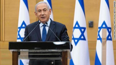 Benjamin Netanyahu, el primer ministro israelí de más larga trayectoria, podría ser derrocado en días