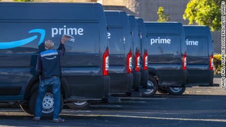 Amazon changes employee policies for time off, marijuana