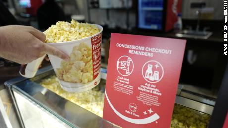 Why AMC is luring rabid investors with free popcorn