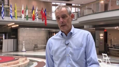 Atlanta City Council Member Howard Shook represents District 7, which covers half of Buckhead.