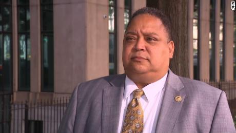 Atlanta City Council Member Michael Julian Bond holds a citywide council seat.