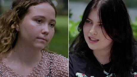 Marjory Stoneman Douglas High School graduating seniors Lauren Hogg and Brooke Harrison speak with CNN's Kate Bolduan.