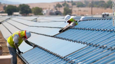Ohio pronto albergará el complejo de fábricas solares más grande fuera de China