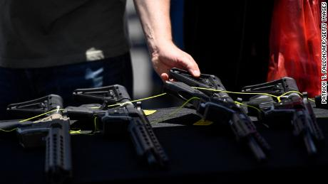 The legal battle over 'assault weapons' continues. What are they?
