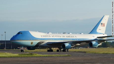 Boeing wants to delay delivery of new Air Force One jets by a year