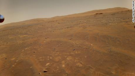 Perseverance rover goes on a Mars road trip