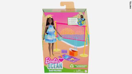 """Barbie play set from the """"Barbie Loves the Ocean"""" collection"""