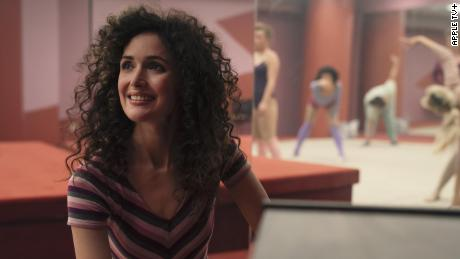 Rose Byrne in the Apple TV+ series 'Physical.'