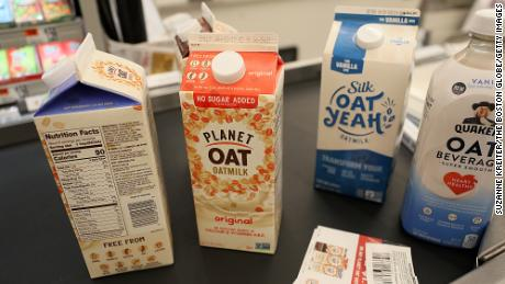 Planet Oat and Oat Yeah, which has been rebranded as Silk Oatmilk.