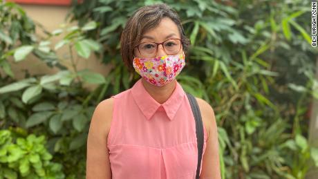 Ма Оо, защитник прав мигрантов в Бангкоке, Таиланд, май 2021 года.
