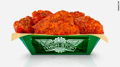 There's a chicken wing shortage. So this chain wants you to start loving thighs