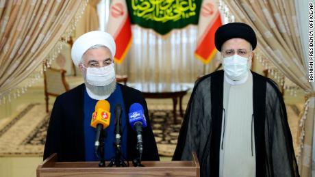 Трамп прервал мечты о реформах в Иране.  Новый бескомпромиссный президент страны - живое доказательство