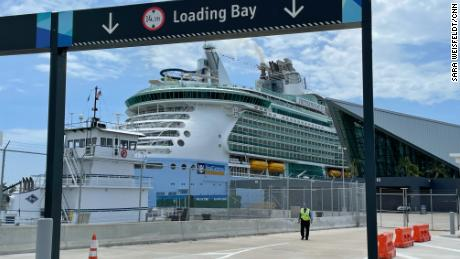First US trial cruise testing Covid safety protocols sets sail