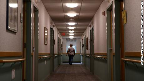Covid-19 exposed the devastating consequences of staff shortages in nursing homes. But the problem isn't new