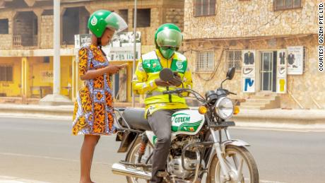 Can a motorcycle-hailing company create an African super app?