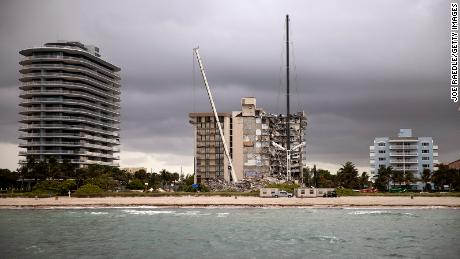 Another lawsuit has been filed against condo association after the deadly collapse in Surfside