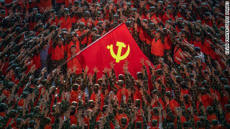 The Chinese Communist Party is about to turn 100 but Xi will be the real star