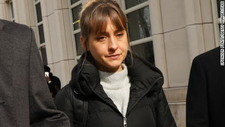 Allison Mack sentenced to 3 years in prison for role in Nxivm