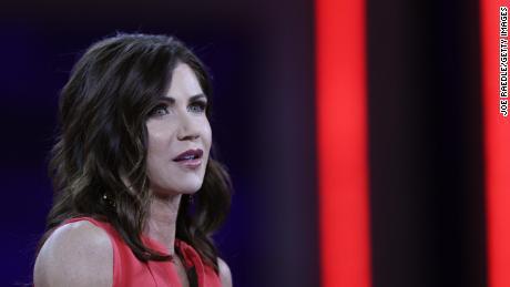 Kristi Noem emerges as the female Trump