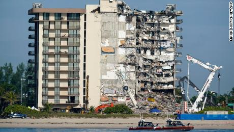 Champlain Towers South engineering firm failed to keep occupants safe, lawsuit alleges