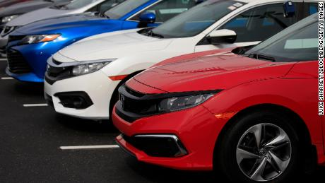 If you bought a car last year, it could now be worth more than you paid for it