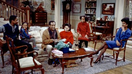 """""""The Cosby Show"""" centered on the Huxtable family."""
