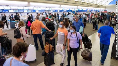 July 4 travel will be back with a vengeance as Americans 'get back to living life'