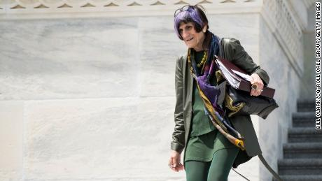 Rep. Rosa DeLauro, seen here in 2019, was elected to the House in 1990.