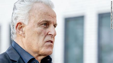 Peter R. de Vries pictured on November 20, 2020.