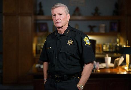 Richland County Sheriff Leon Lott says he has seen an increase in gun violence.