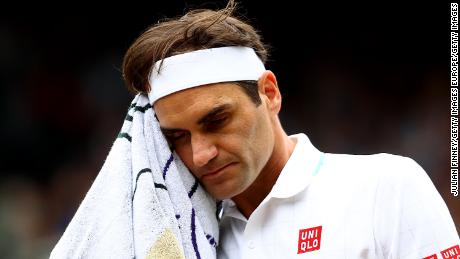 Roger Federer withdrew from Tokyo 2020 after an injury setback.