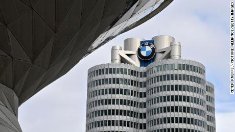 Volkswagen and BMW fined $1 billion for running emissions cartel
