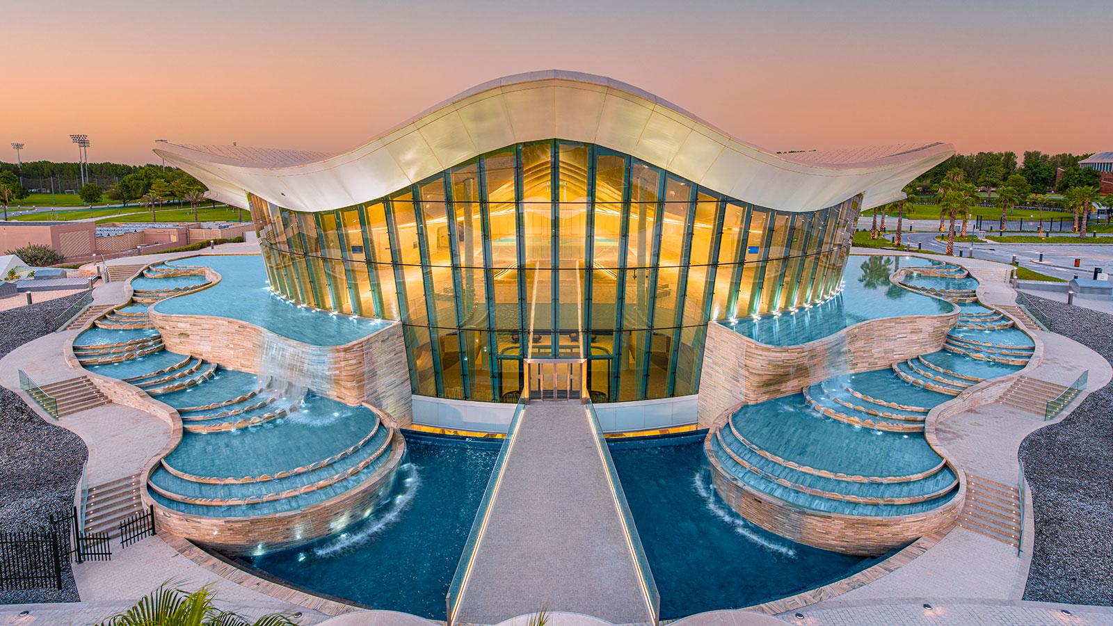 World's deepest pool opens in Dubai, part of huge underwater city | CNN  Travel