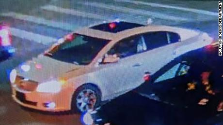 Police are searching for the suspect believed to have a shot a teen in Houston.