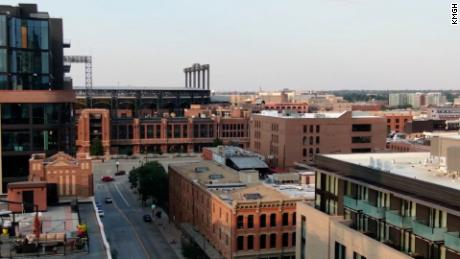 The Maven Hotel is about one block from Coors Field where the MLB All-Star game will take place Tuesday.