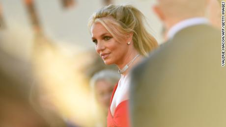 Britney Spears in 2019.