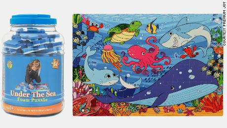Premium Joy is selling its last remaining unit of the Under The Sea foam floor puzzle for $28,000.