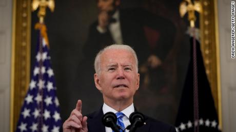 Biden grappling with immigration and travel restrictions as pandemic worsens