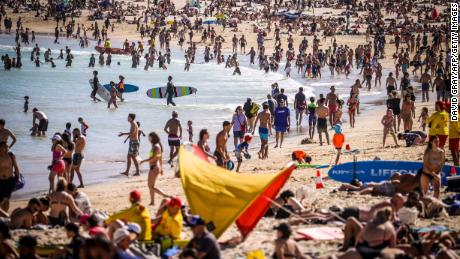 The Delta outbreak in New South Wales started in Bondi, Sydney.