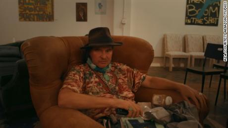 Val Kilmer as seen in the documentary 'Val.'