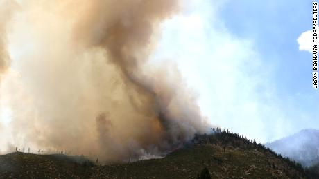 Fire whirls, 'pyro' clouds, and hazy skies: Extreme fire behavior is a preview of what's to come