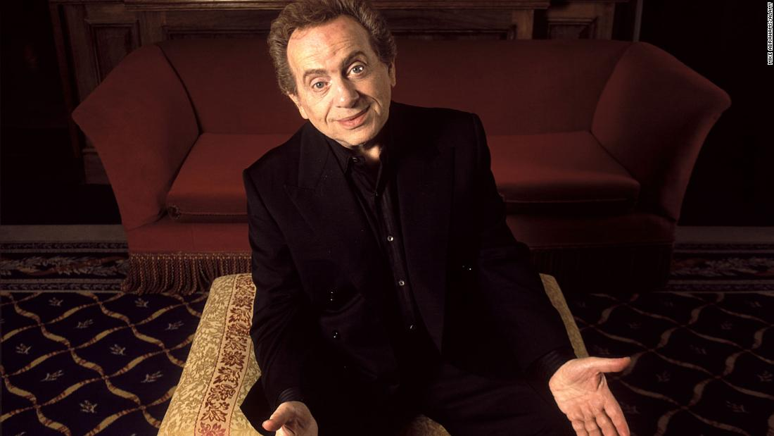 """Comedian <a href=""""https://www.cnn.com/2021/07/24/entertainment/jackie-mason-dead/index.html"""" target=""""_blank"""">Jackie Mason,</a> known for his rapid-fire befuddled observations in a decades-long standup career, died July 24 at the age of 93, longtime friend and collaborator Raoul Felder told CNN."""