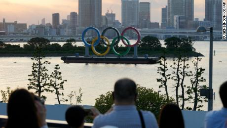 The latest on the Tokyo Olympics