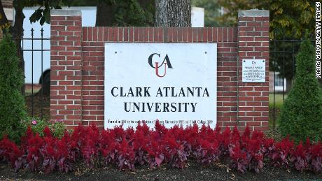 A Georgia university is clearing account balances to help students during the pandemic