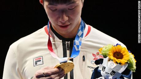 Here's who won gold medals at the Tokyo Olympics on Monday