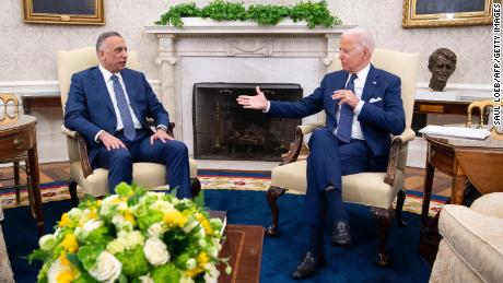 Biden announces end of combat mission in Iraq as he shifts US foreign policy focus