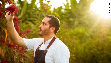'Plants are our allies': Chef Rodrigo Pacheco on climate-proofing food