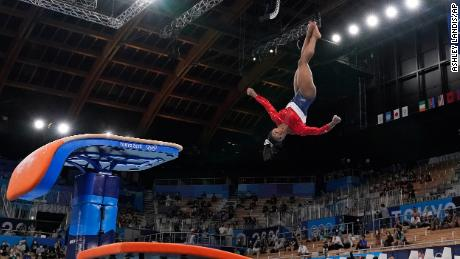 Simone Biles' withdrawal reminds us that she's human -- and still very much the GOAT